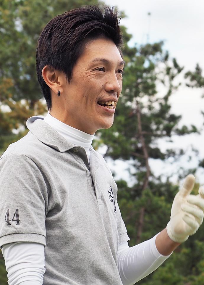 信田博良プロ